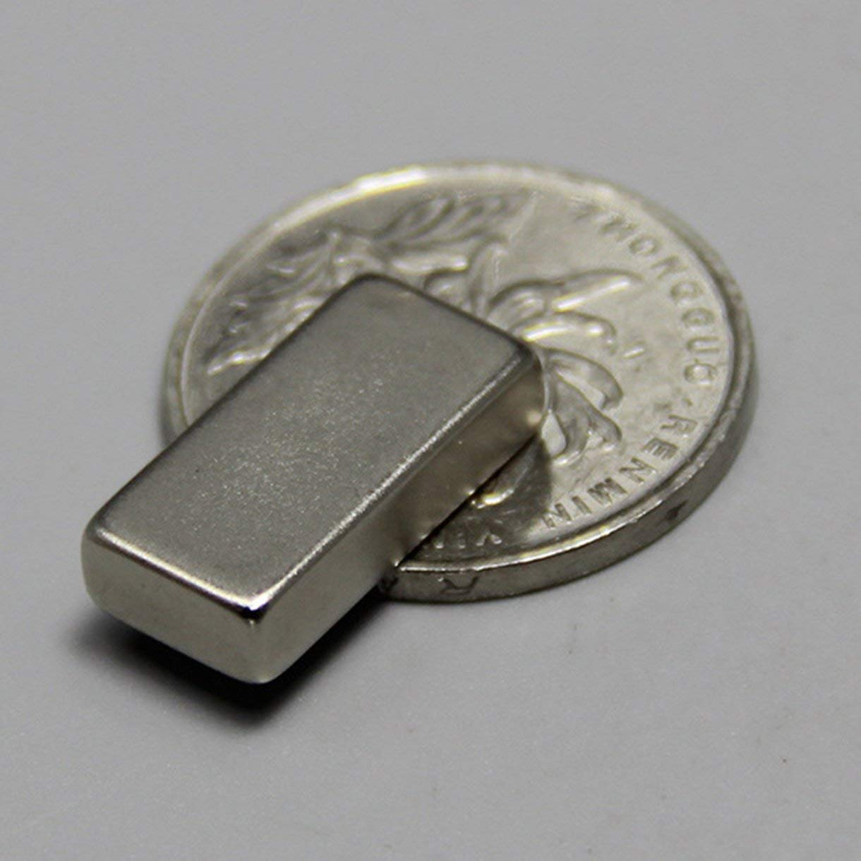 5Mm Strong Magnet Ndfeb Magnet Magnetic Strong Magnetic NeanTak Rare Earth Permanent Magnet King Square F20*10