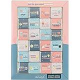 Mr. Wonderful WOA10022ES Chocolatinas - 24 Motivos por los que Mamá es lo Más
