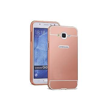 Lincivius Funda Samsung Galaxy J5, [Espejo Lattice] Fundas Galaxy ...