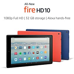 All-New Fire HD 10 Tablet - gifts for 10 year old boys