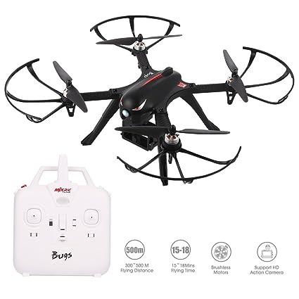 leoie sin escobillas motores sin escobillas MJX Bugs 3 - Drone ...