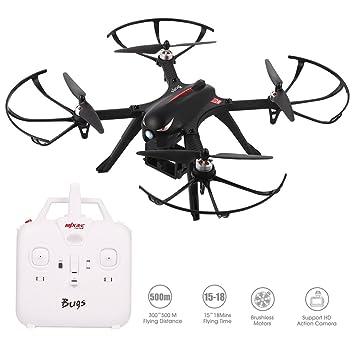 MJX Bugs 3 RC dron para niños Mini RC Quadcopter dron con ...