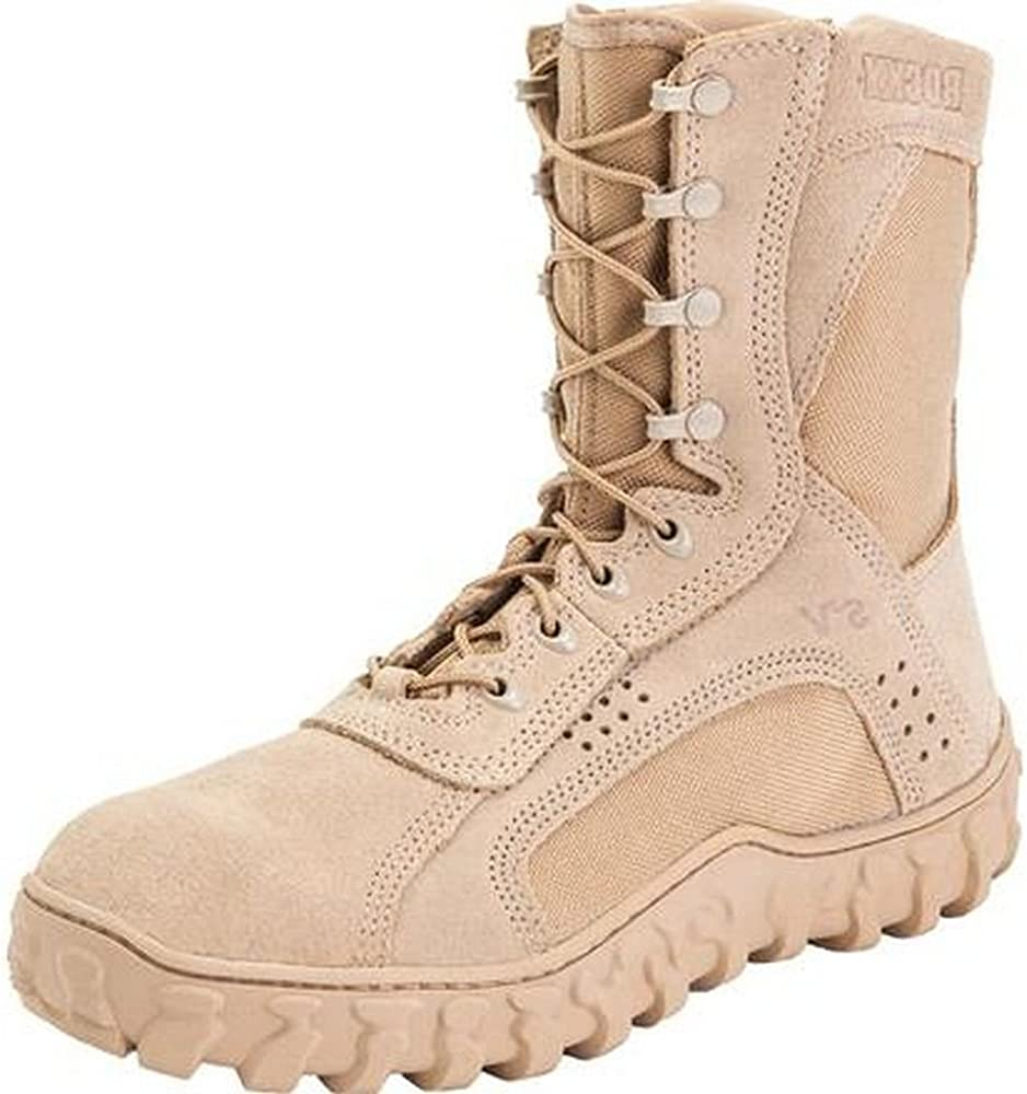 Rocky mens S2V Tactical Military Boot