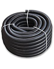 30 m zuigslang voor industrie en landbouw van PVC spiraalslang flexibele slang vijverslang merk FITT 38 mm 1,67 ?/m