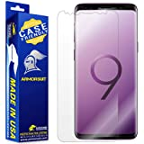 ArmorSuit MilitaryShield Screen Protector for Samsung Galaxy S9 (Case Friendly) - [2Pack] Anti-Bubble HD Clear Film