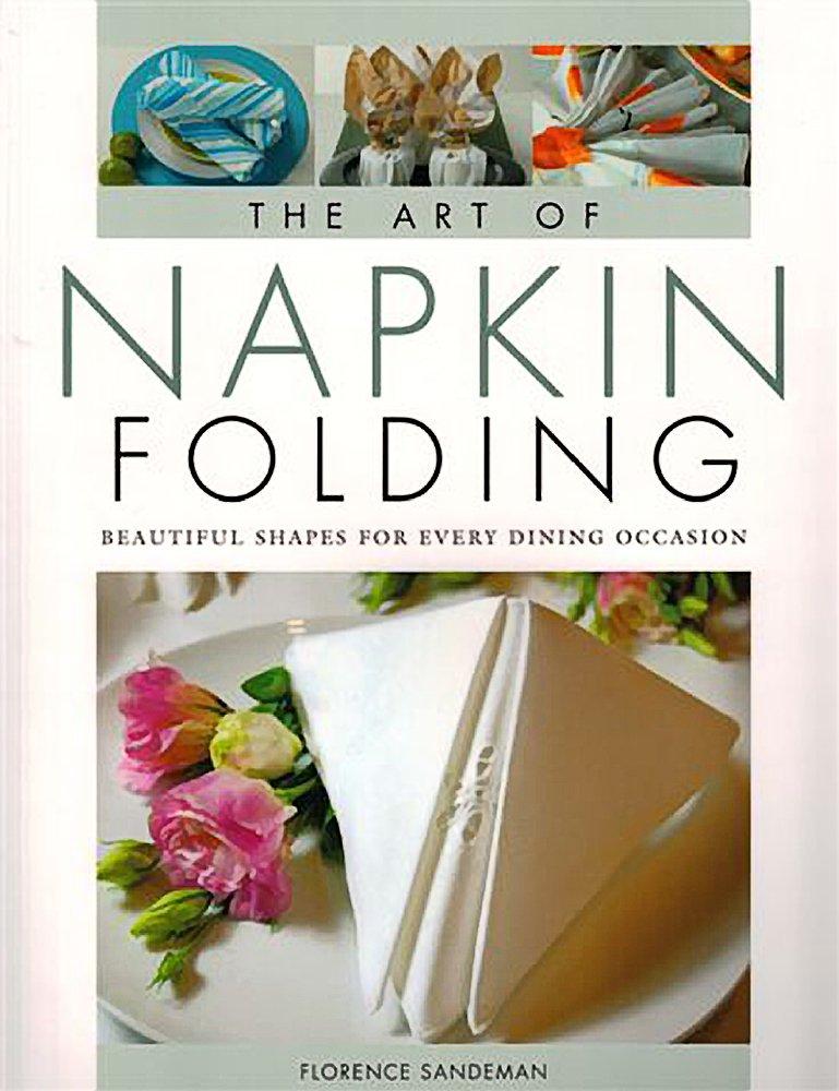 Download Art of Napkin Folding pdf