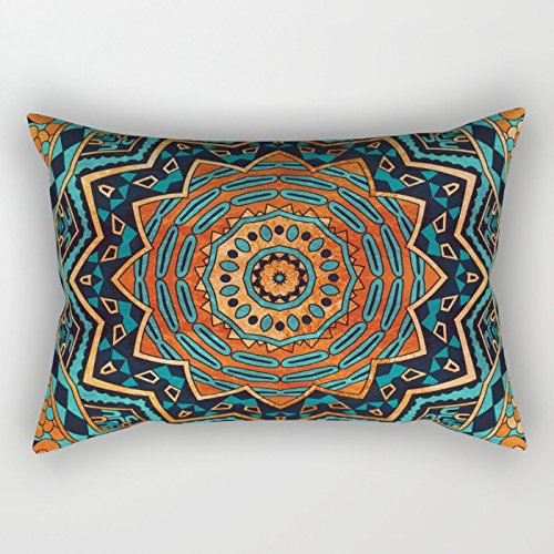[Loveloveu Geometry Pillowcase 12 X 20 Inches / 30 By 50 Cm Gift Or Decor For Car Seat,birthday,festival,office,sofa,adults - 2] (Pictures Of Punk Rocker Costumes)