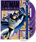 Batman: Animated Series 3 [R2/DVD] - (2005) Starring Kevin Conroy, Loren Lester, Efrem Zimbalist Jr., et al.