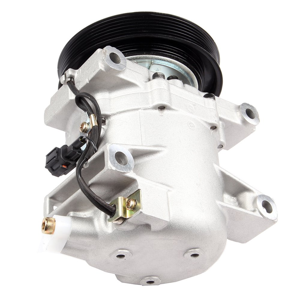 Ineedup AC Compressor and A//C Clutch for 00-06 Nissan Sentra 1.8L 2.0L CO 10609JC