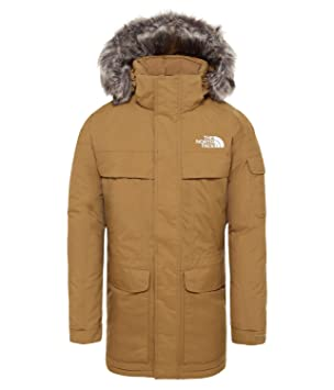 64367860a1 The North Face Herren Parkajacke McMurdo: Amazon.de: Sport & Freizeit