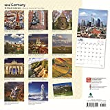 Germany 2018 12 x 12 Inch Monthly Square Wall Calendar, Scenic Travel Europe Germany (English, French and Spanish Edition)