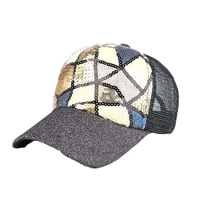 Moda Mujer Hombre Hombre Ajustable De Béisbol Gorra Outdoor Sombrero . 28bab0b827d