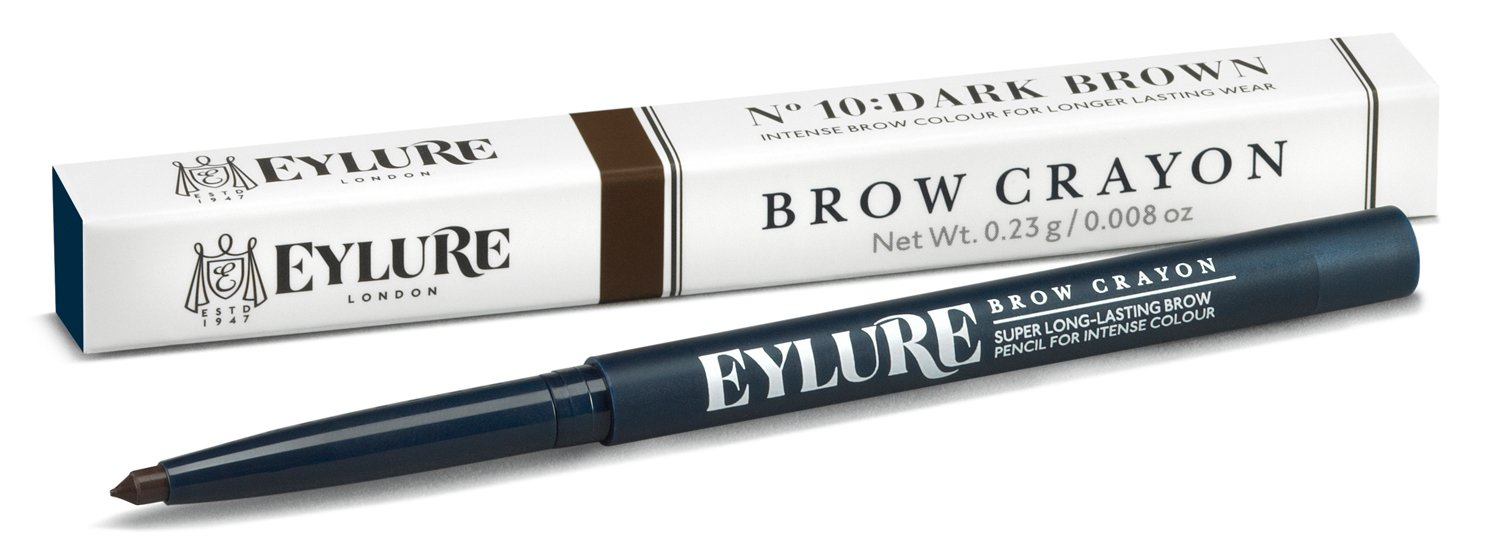 Eylure Intense Brow Crayon - Mid Brown 0.23g Original Additions 6008130