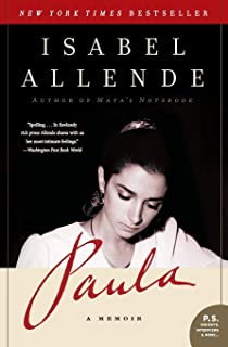 Amazon.com: Paula (Spanish Edition) (9780525433507): Isabel ...