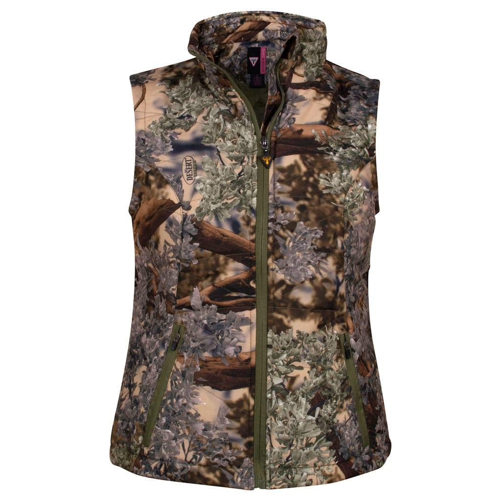 King's Camo Hunter Loft Vest Desert Shadow, Size: XL (KCL3500-DS-XL) by King's Camo