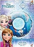 "Disney Frozen Princess Elsa, Anna and Olaf Swimming Swim Ring Approx 22"""