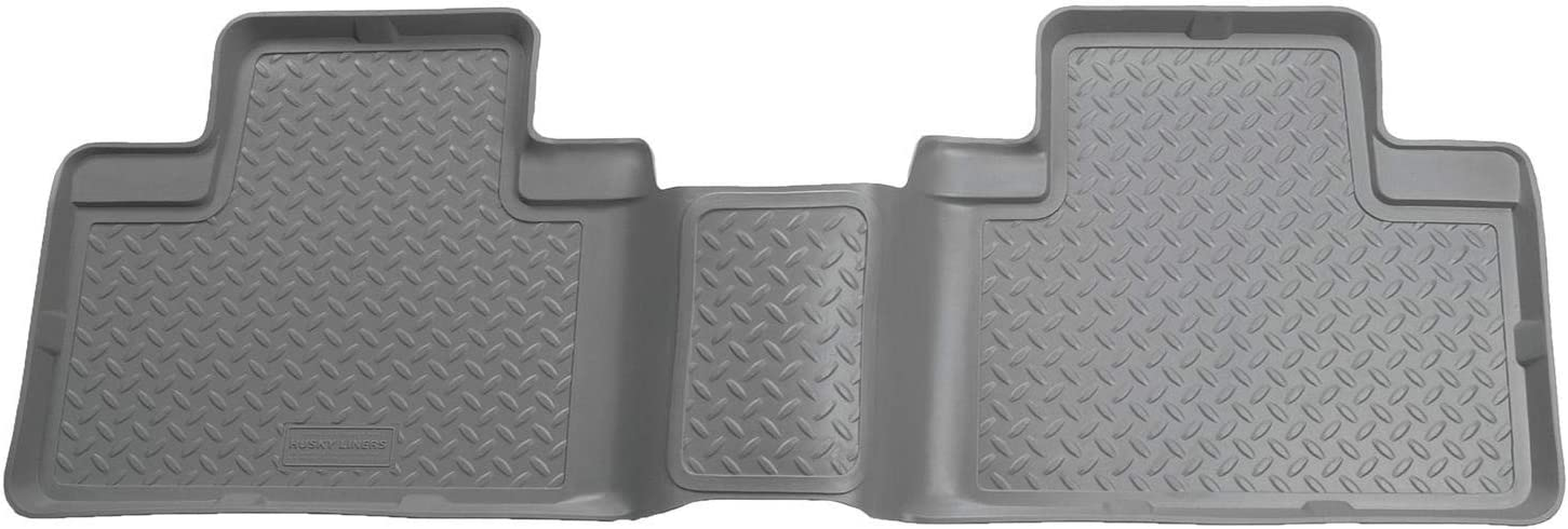 Husky Liners Fits 1999-07 Ford F-250//F-350 Crew Cab Classic Style 2nd Seat Floor Mat