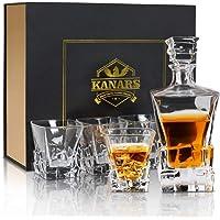 KANARS WD03 Jarra de Whisky, 5 Piezas, 100%
