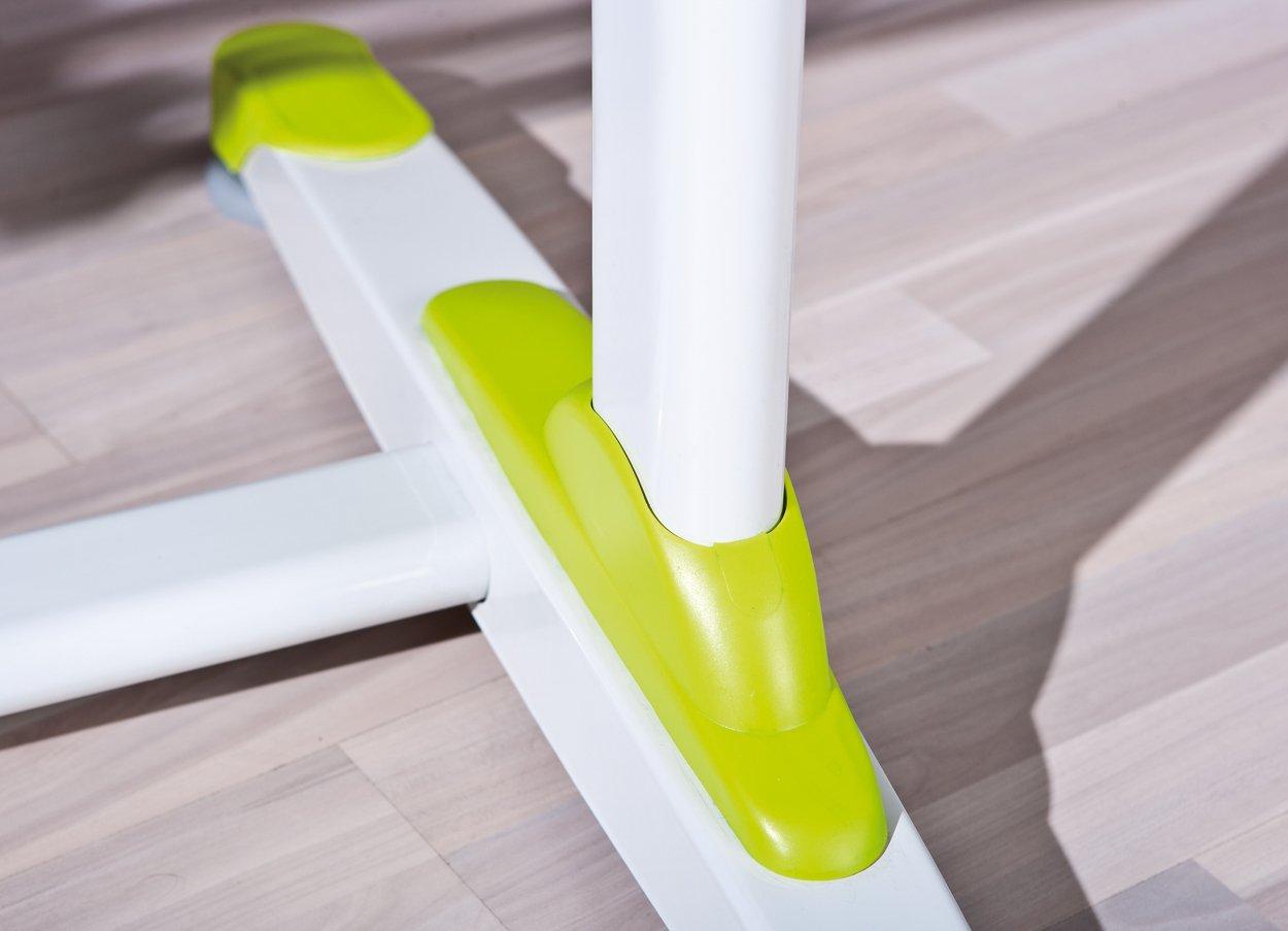 Inter Link Bureau enfant /évolutif /à pupitre inclinable Panneaux de particules blanc