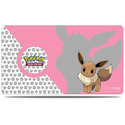 Ultra Pro Eevee Evolutions Play-Mat Pokemon Trading Card Game Large Mouse Mat