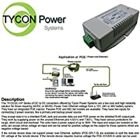 Tycon Systems Inc TP-DCDC-2448GD-HP 18-36vdc In 56vdc Out 35w Dc Converter