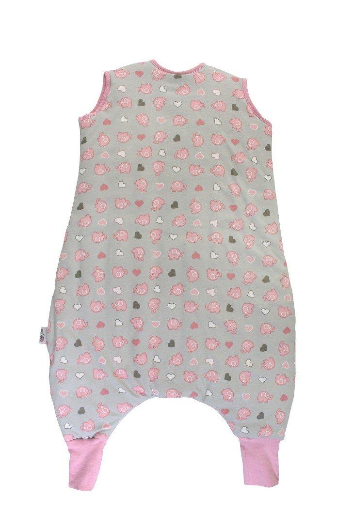 Slumbersac Standard Standard Sleeping Bag with Feet 2.5 Tog Simply Owl 3-4 years//110cm