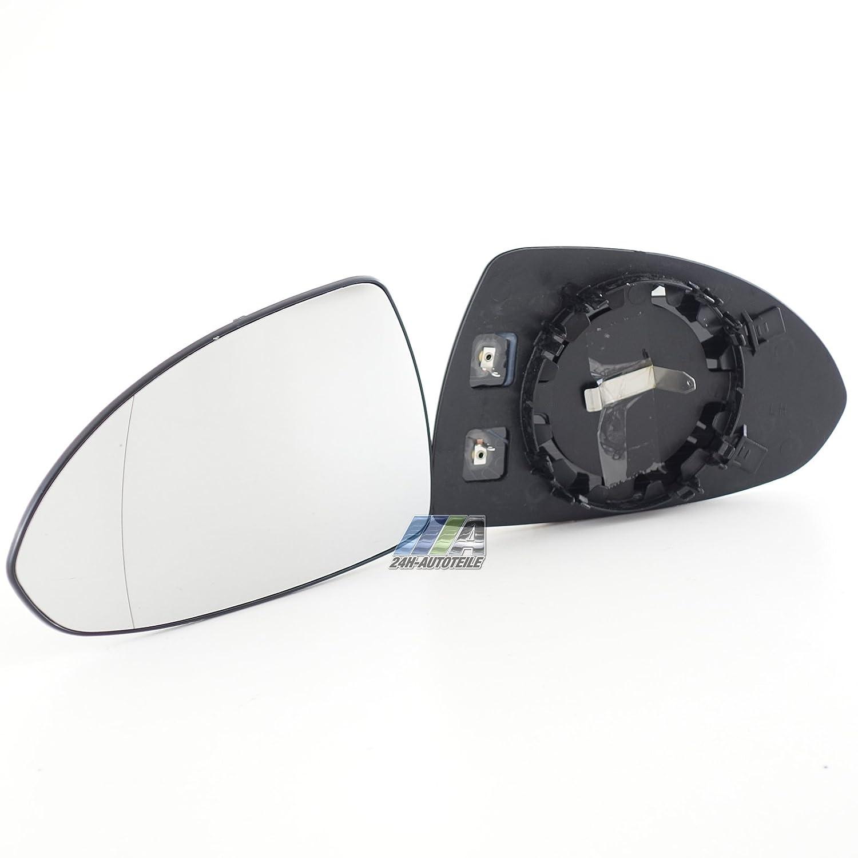 ATBreuer 63556 Spiegelglas heizbar asph/ärisch links