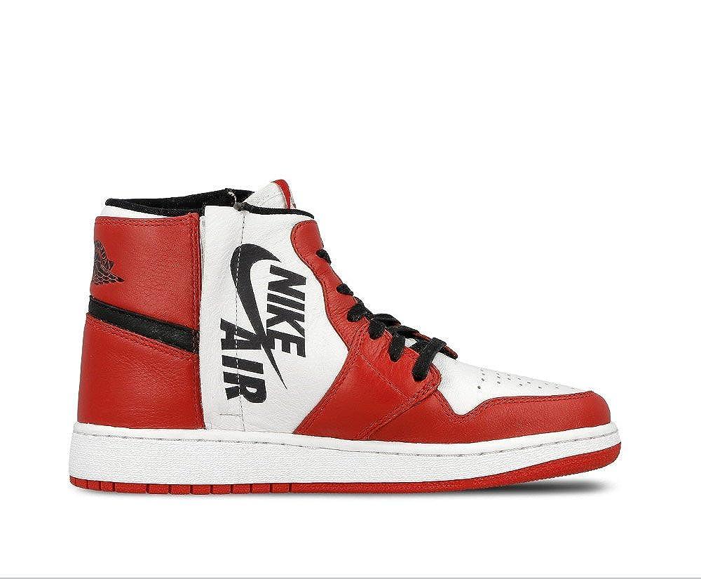 san francisco 9d3e6 0f95c Jordan 1 Rebel XX OG Chicago Womens Style   At4151  Amazon.co.uk  Shoes    Bags