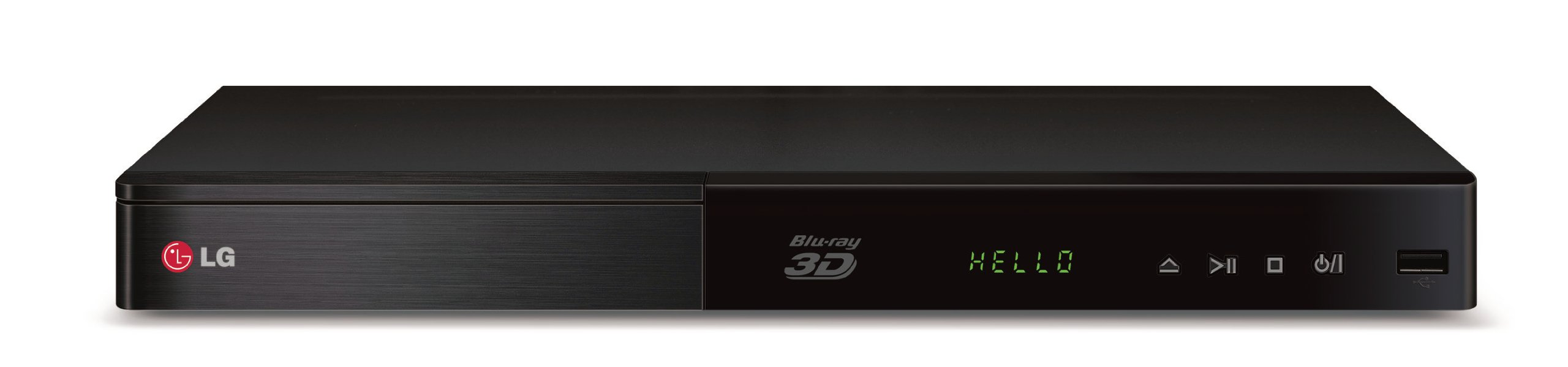 LG Electronics BP540 3D Blu-Ray Disc Player with Smart TV and Built-In Wi-Fi (2014 Model)