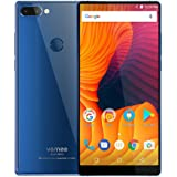 Vernee MIX2 6,0 pollici 18: 9 Smartphone Android 7.0 Octa Core 4 G + 64 G 13 Mega Pixel 4200 mAh batteria senza contratto (blue)