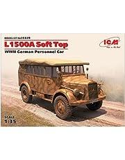 ICM 1/35 L1500A WWII German Personnel Car