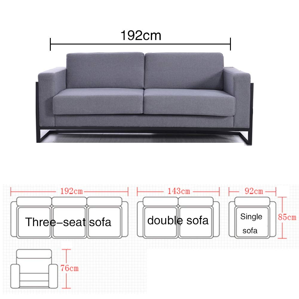 Amazon.com: XINTONGDA Solid Wood Sofa Combination Living ...