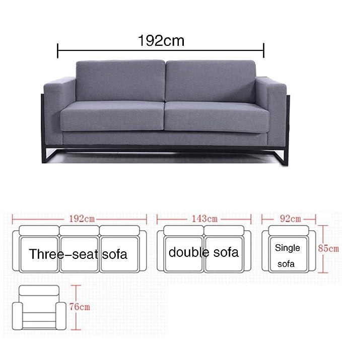 Amazon.com: XINTONGDA Solid Wood Sofa Combination Living ...