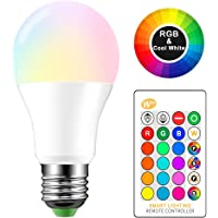 ONEVER 10W RGBW LED que cambia de color