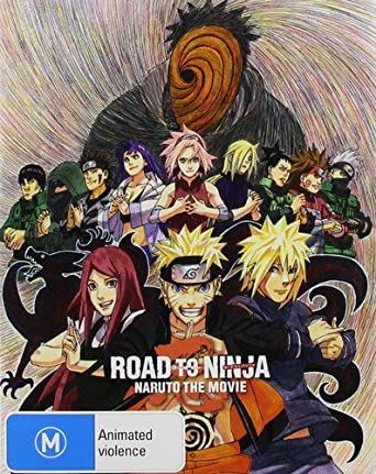 Naruto Shippuden: The Movie-Road To Ninja Edizione ...