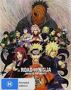 Amazon.com: Naruto Shippuden: The Movie-Road to Ninja [Blu ...