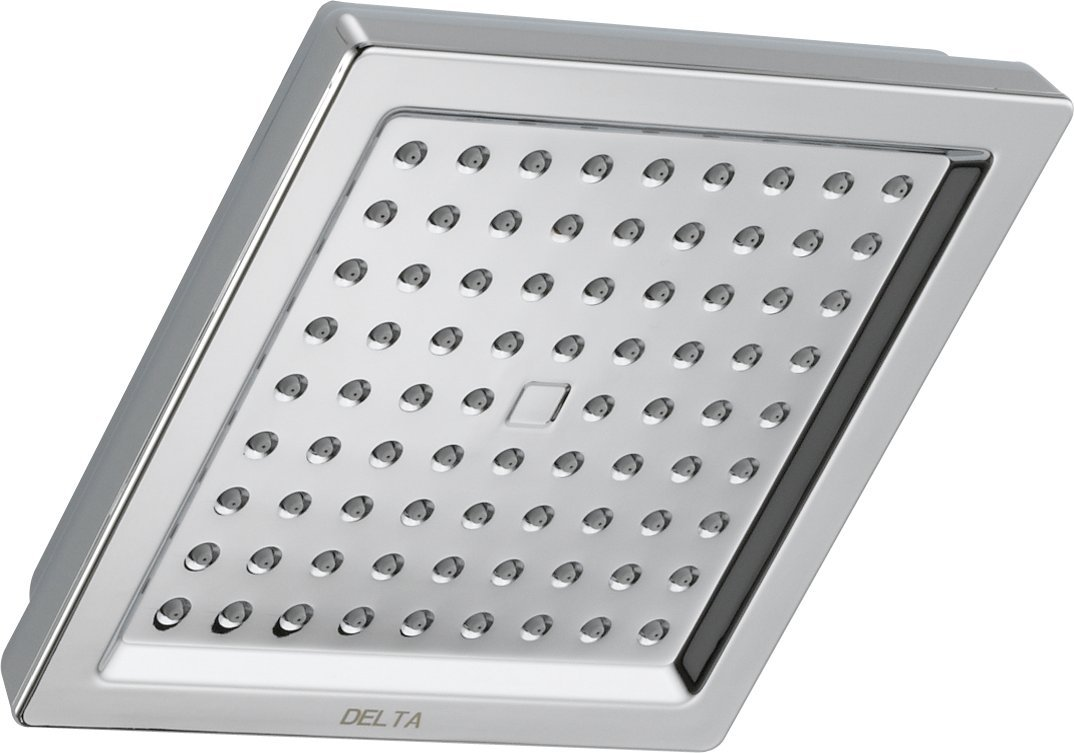 Delta RP62283 Touch-Clean Raincan Showerhead, Chrome - Delta ...