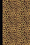 Journal: Animal Print (Leopard) 6x9 - DOT JOURNAL - Journal with dot grid paper - dotted pages with light grey dots