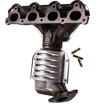 Catalytic Converter w// Exhaust Manifold for Honda Civic I4 D16Y7 Engine 674-439