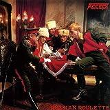 Accept: Russian Roulette [Vinyl LP] (Vinyl)