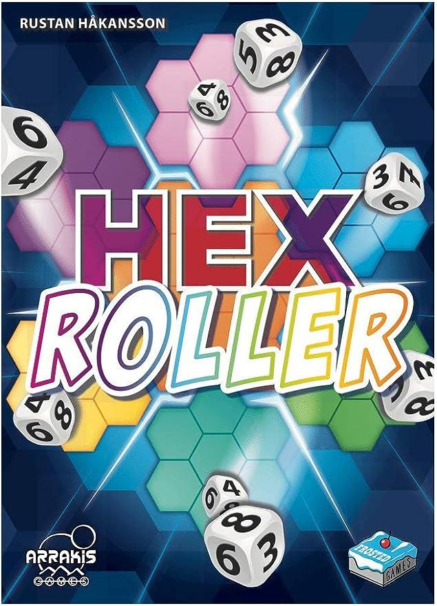 Arrakis HexRoller - Juego de Mesa [Castellano]: Amazon.es: Juguetes y juegos