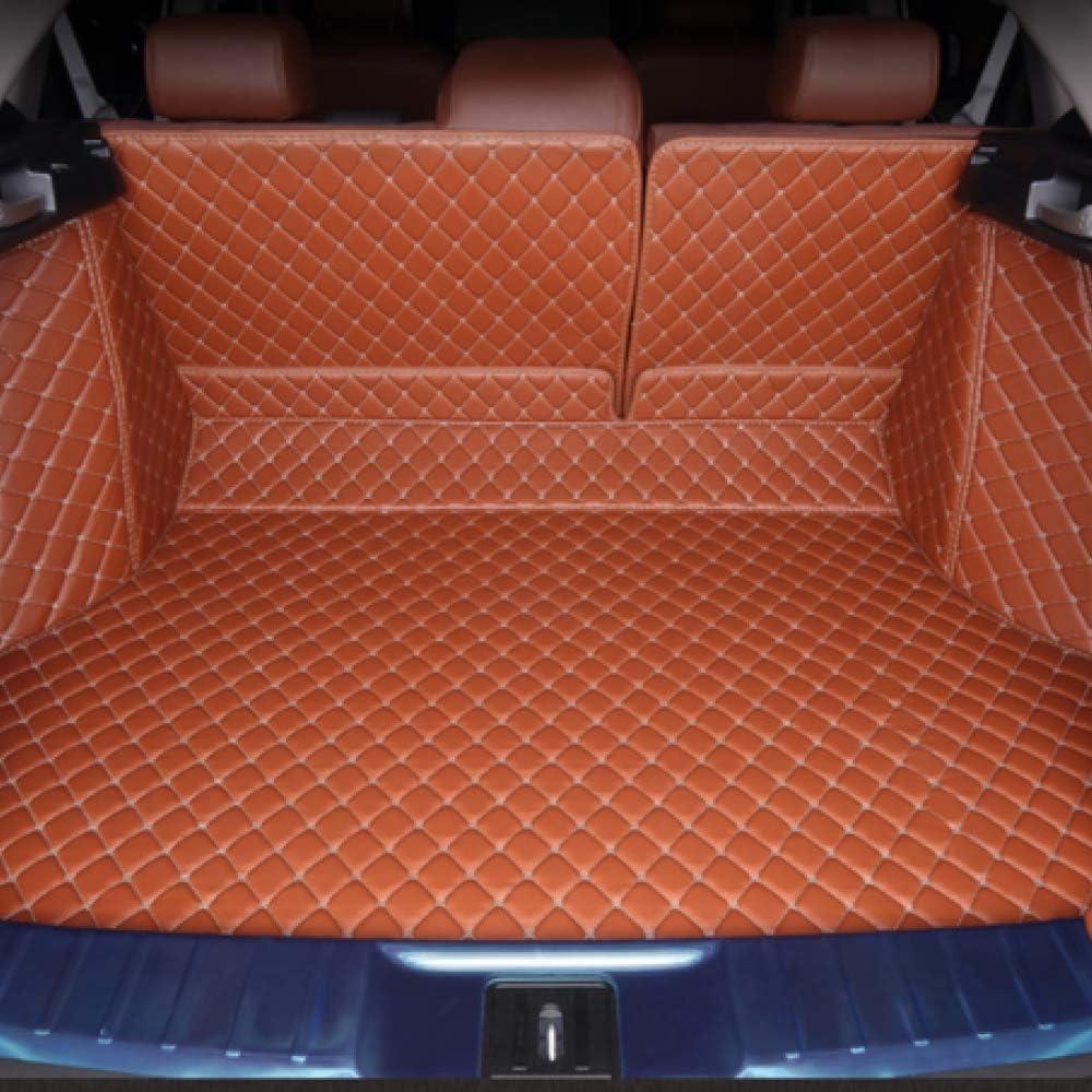 1BE for Maserati GranTurismo Quattroporte Levante Ghibli Clmaths Bagagliaio Mat Auto in Pelle Personalizzata Premium Tronco Tappetino ect ricambi Auto Antiscivolo Tronco Tappeto Color : Beige