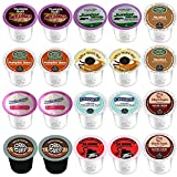 junior mints keurig - 20 - Winter 2.0 Coffee for Keurig Featuring Tootsie Roll and Junior Mints Hot Cocoa, Pumpkin Spice, Da Bomb, Hazelnut, Vanilla French Toast and more (10 Flavors)