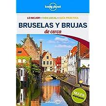 Lonely Planet Brujas y Bruselas de Cerca