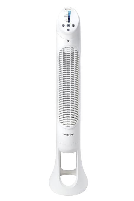 Amazon Com Honeywell Quiet Set Whole Room Tower Fan Home Kitchen