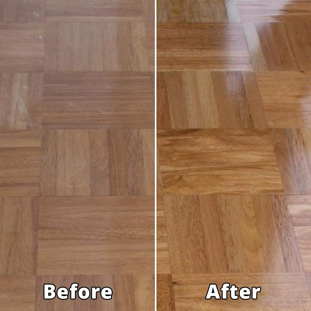 Rejuvenate All Floors Restorer and Polish Fills in Scratches Protects Restores Shine No Sanding Required by Rejuvenate (Image #3)