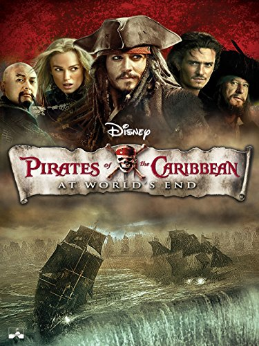 Pirates Of The Caribbean Black Pearl - Pirates of the Caribbean: At World's End