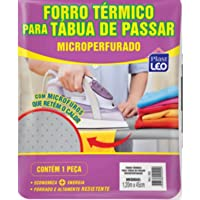 Forro Térmico com Manta - Ajustável e Microfuro, PlastLeo, 522 (0,45x1,20m)