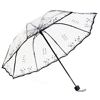 yamix de sol sombrilla regla (3 hermoso patrón paraguas elegante paraguas