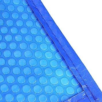 YXX-Lonas Azul Cubiertas hinchables de piscina de burbujas ...